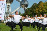 Health and Fitness Qigong in China
